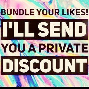Discounts!!!